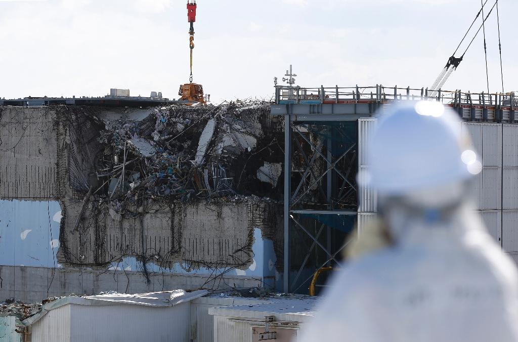Fukushima chief confident new disaster won't threaten clean-up