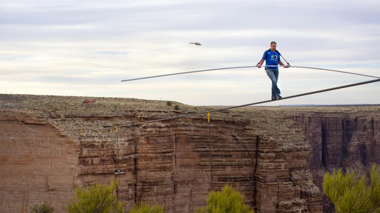 Discovery says Wallenda's next walk is in Chicago