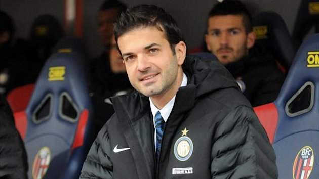 Andrea Stramaccioni Inter 2012 AP/LaPresse