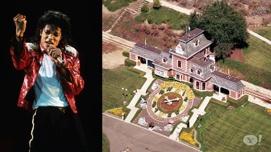 Michael Jackson Buys Neverland Ranch