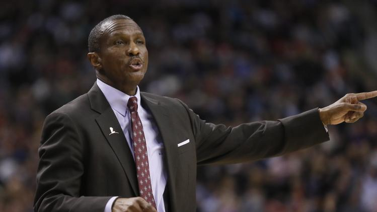 Report: Toronto Raptors, coach Dwane Casey agree on 3-year cont…
