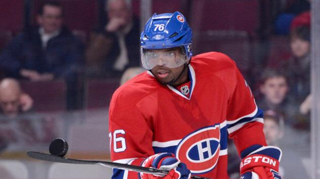PK Subban won his first Norris Trophy as the NHL's top defenceman.