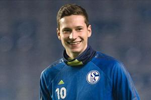 Schalke chairman concedes club can't keep Draxler forever