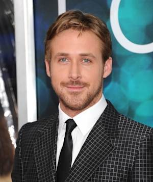 """Ryan Gosling spotted looking dapper at the """"Crazy, Stupid, Love."""" premiere at the Ziegfeld Theater in New York City on July 19, 2011 -- Getty Images"""