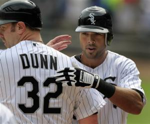 Rios homers twice to lead White Sox over Twins 6-2