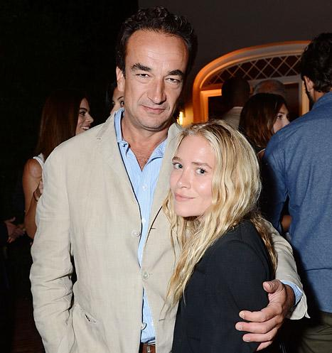 Mary-Kate Olsen, 27, Engaged to Olivier Sarkozy, 44!