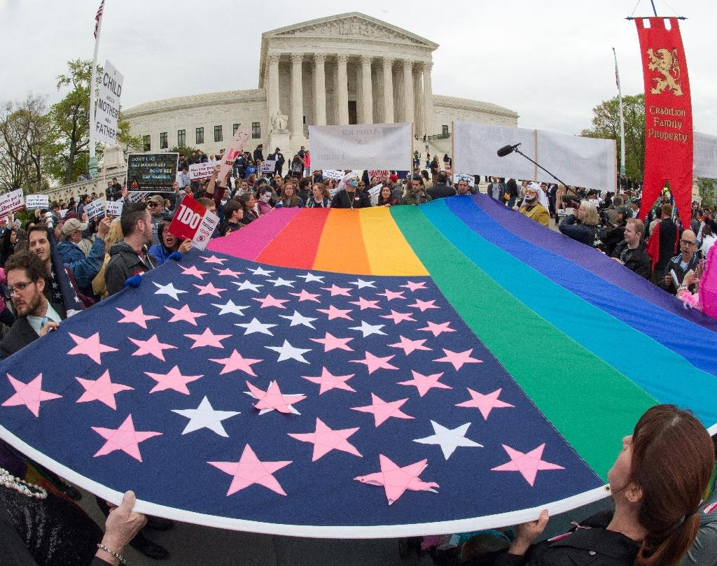 Gay marriage in the US: facts