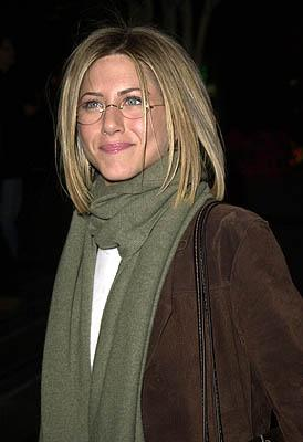 Jennifer Aniston at the Los Angeles premiere of Guy Ritchie 's Snatch (1/18/2001) Photo by Steve Granitz/WireImage.com