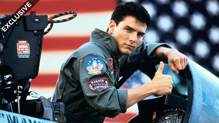Top Gun 3D Trailer Mega