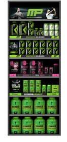 MusclePharm Strengthens Retail Presence With GNC