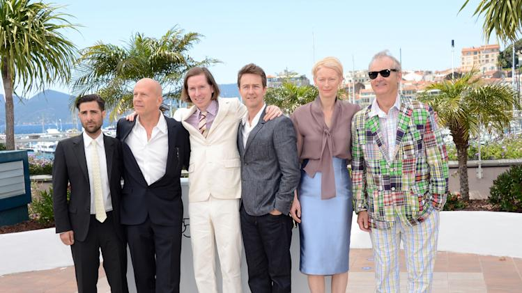 """Moonrise Kingdom"" Photocall - 65th Annual Cannes Film Festival"