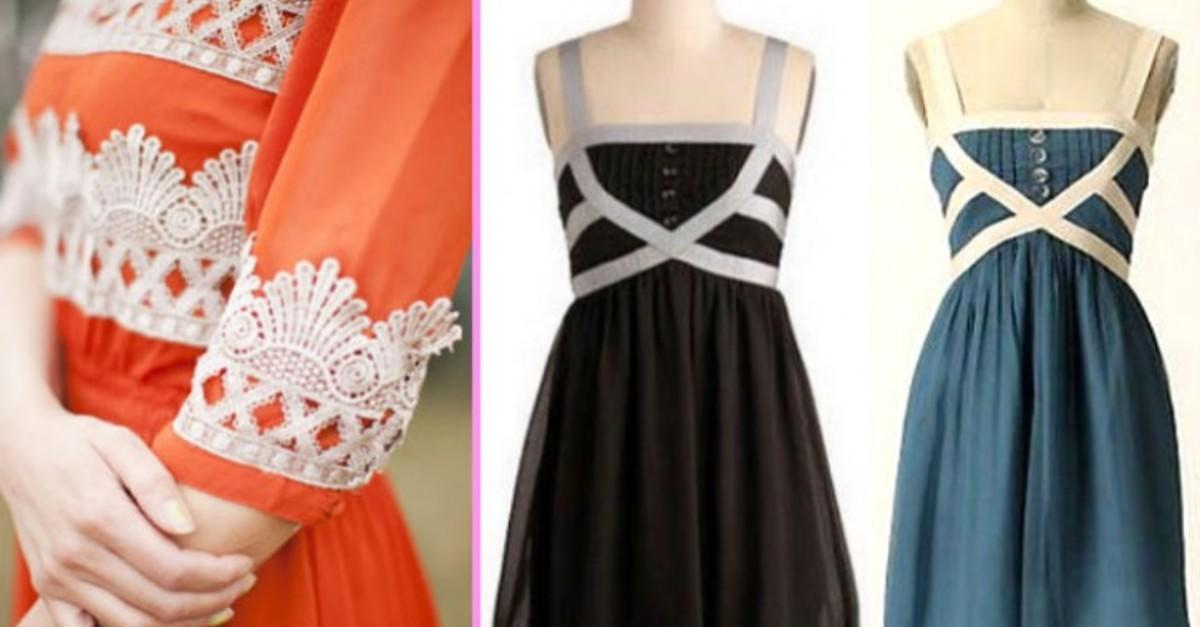 13 DIY Dress Hacks You Need To Try