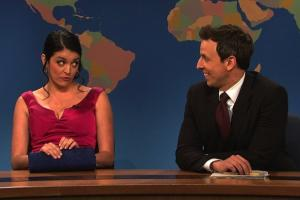 'SNL' Picks Cecily Strong as New 'Weekend Update' Anchor