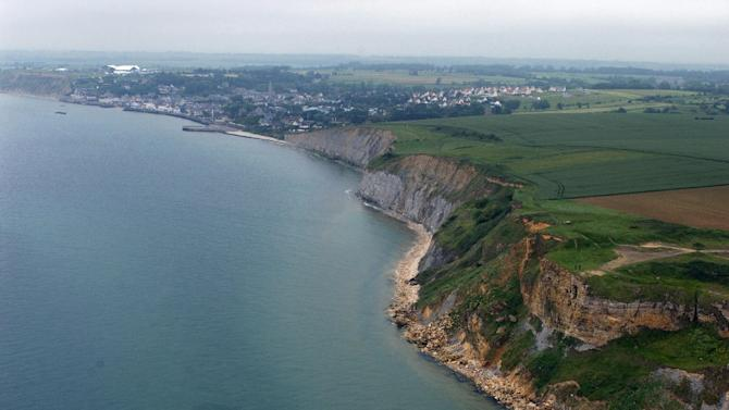 British researchers on Monday began collecting the DNA of residents from Normandy in northern France in search of Viking heritage