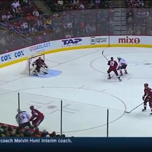 Mike Smith Save on Patrick Maroon (05:53/3rd)