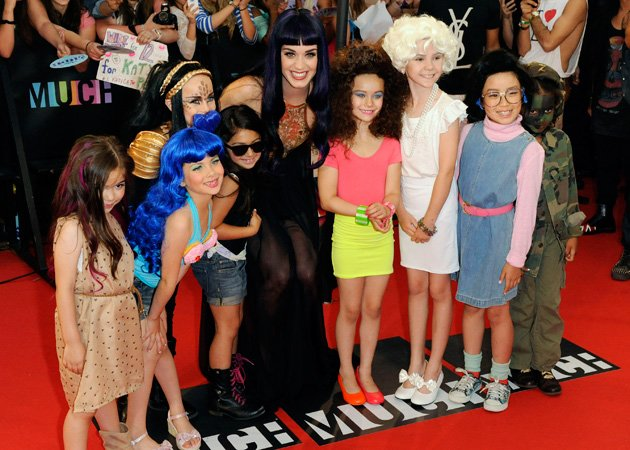 Katy Perry, record label, mini-me