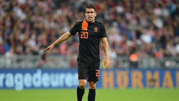 FOOTBALL - 2012 - Netherlands - Strootman