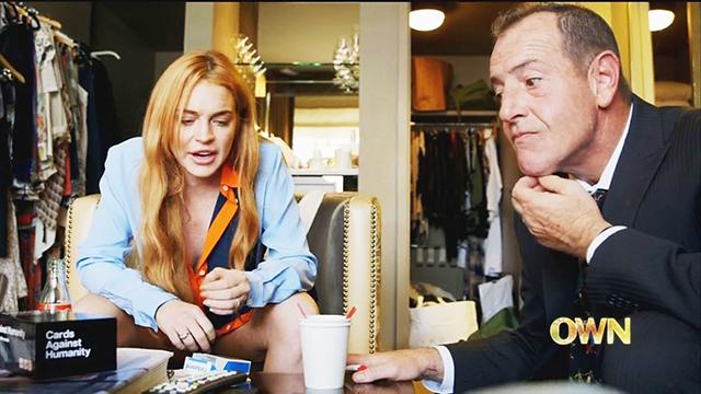 'Lindsay' Producers Freeze Lohan's Cash