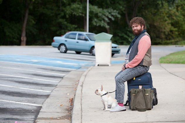 Due Date Warner Bros. Pictures 2010 Zach Galifianakis