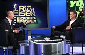 NFL Network's 'Rich Eisen Kickoff Special' Up Big From 2012