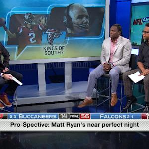 Pro-Spective: Matt Ryan's near perfect night