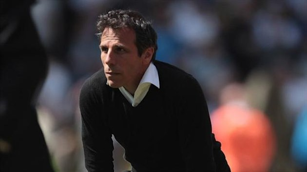 Gianfranco Zola will have to pick his Watford side up for the play-offs