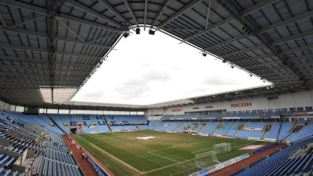 The Ricoh Arena owners claim they are owed money for unpaid rent