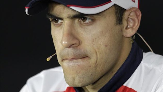 Williams Formula One driver Pastor Maldonado. (Reuters)