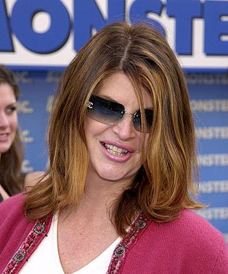 Kirstie Alley at the Hollywood premiere of Monsters, Inc.