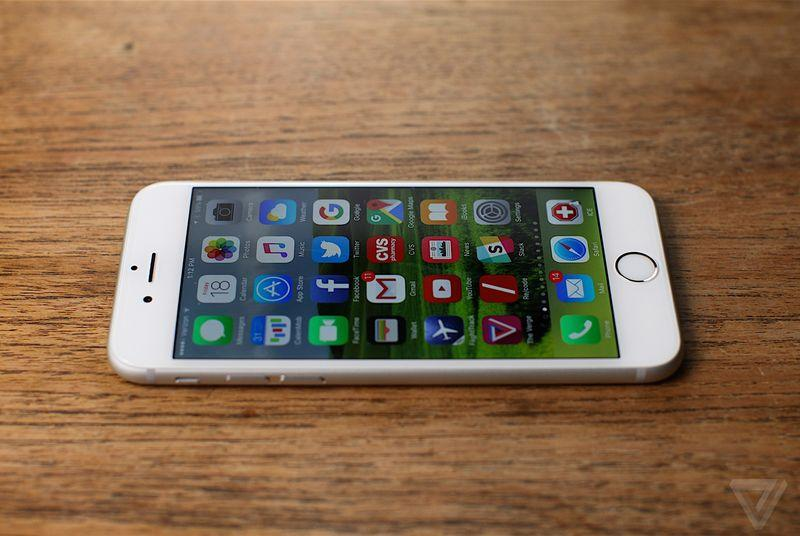 Apple plays down iPhone 6S battery concerns