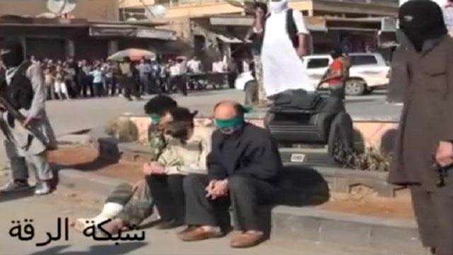 Grisly Execution Videos Show Growing Brutality in Syria