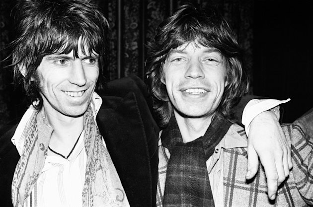Keith Richards and Mick Jagger, 1967