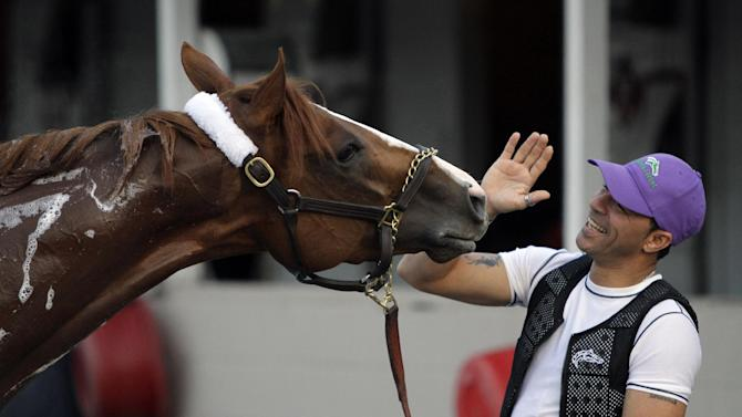 California Chrome made 5-2 Derby favorite
