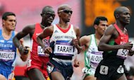Olympics: Mo Farah On Track For A Second Gold