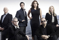 Law & Order: SVU | Photo Credits: Art Streiber/NBC