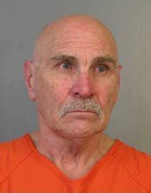 FILE - This undated photo released by the Denver FBI shows Earl Albert Moore, 65, who was captured Tuesday, April 26, 2011 at a grocery store after being suspected of leaving a pipe bomb and two propane tanks at a Denver-area shopping mall on April 20. (AP Photo/FBI Denver Division)