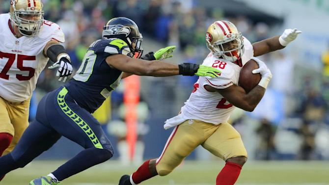 Seattle Seahawks sign Wright to 4-year extension