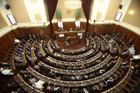 Algerian lawmakers pass constitutional reforms, opposition dismiss