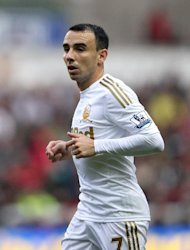 Leon Britton has been impressed with Swansea's attackng recently
