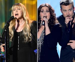 Stevie Nicks and Lady Antebellum Team for 'Crossroads' Taping