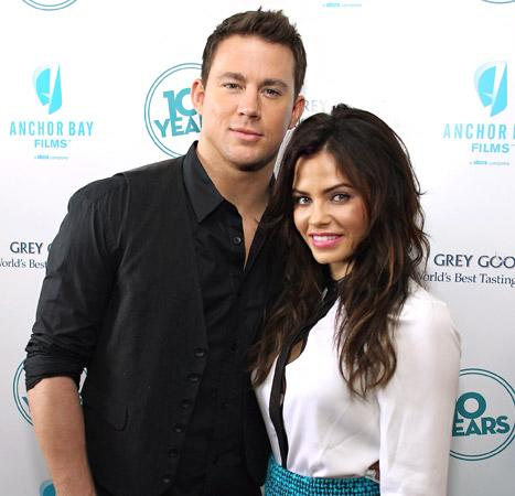 "Channing Tatum on Fatherhood, Wife Jenna Dewan-Tatum's Pregnancy: ""It's Going To Be Intense"""