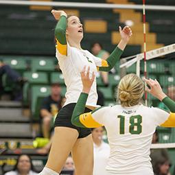 WCC Volleyball Player of the Week: September 1st