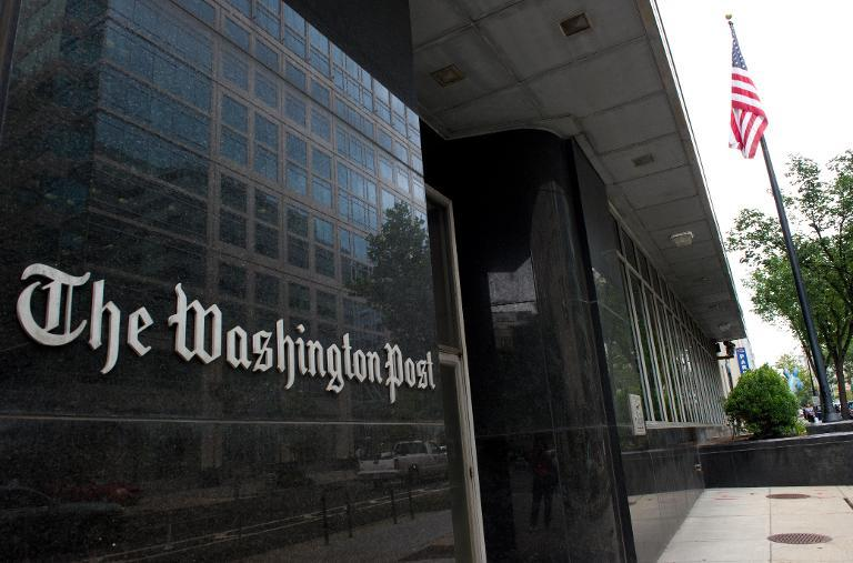 Washington Post to sell historic office building