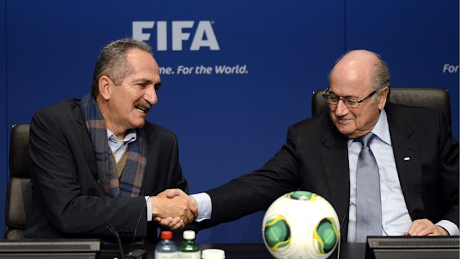FIFA tightens audit rules in $800M funding program