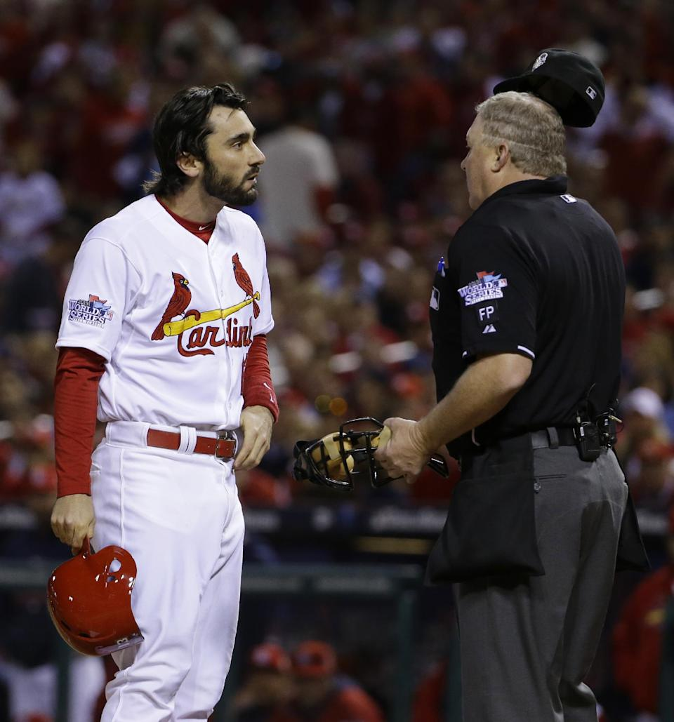 Aced out: Cards Wainwright loses again