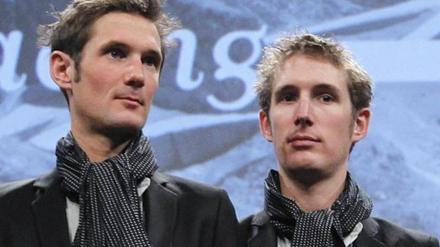 2011 CYCLING Andy and Frank Schleck