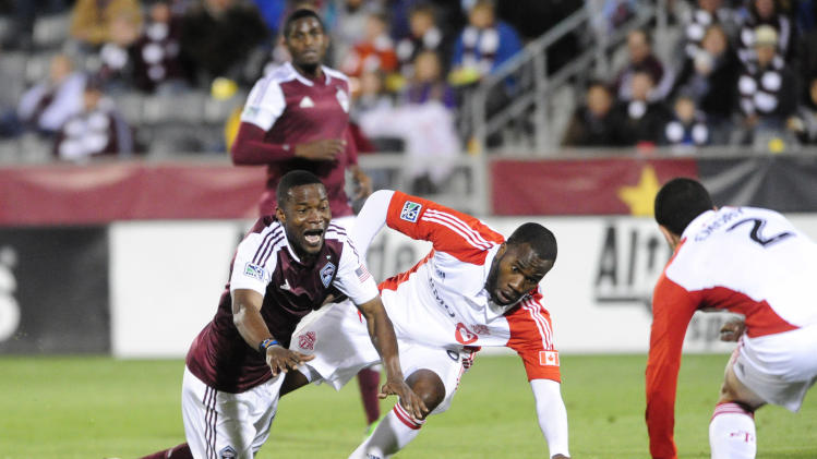 MLS: Toronto FC at Colorado Rapids