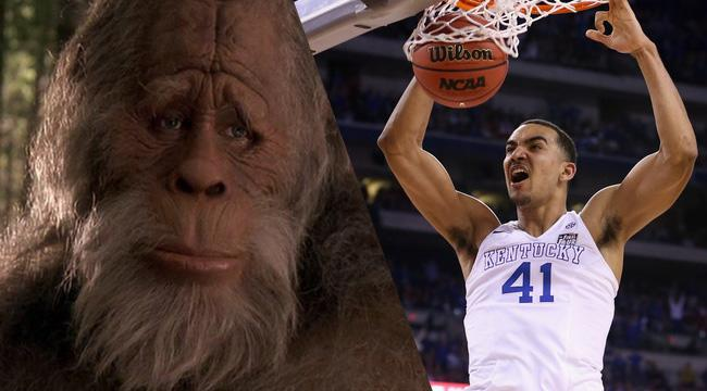 A Fox Sports Announcer Seriously Thinks Saskatchewan Is Named After The Many Sasquatch Who Live There