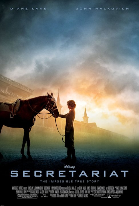 Secretariat Poster Production Stills Walt Disney 2010