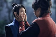 Suzy and Lee Seung Gi